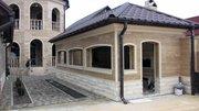 Облицовка фасадов травертином,  гранитом,  мрамором УютСтройКараганда