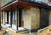 Облицовка фасадов травертином,  гранитом,  мрамором УютСтройКараганда - foto 1