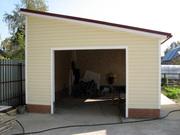 Строительство гаражей или пристроек под ключ